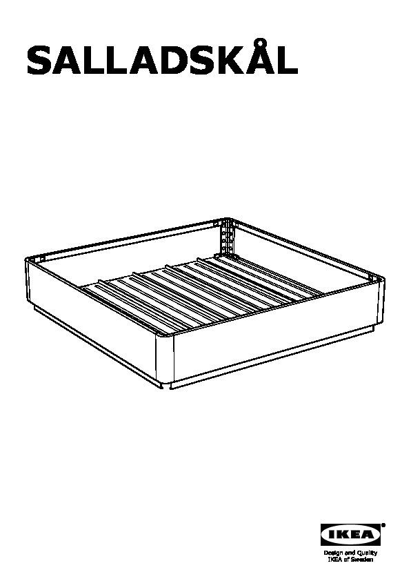 salladsk l plateau pour plantes ext rieur gris ikea france ikeapedia. Black Bedroom Furniture Sets. Home Design Ideas