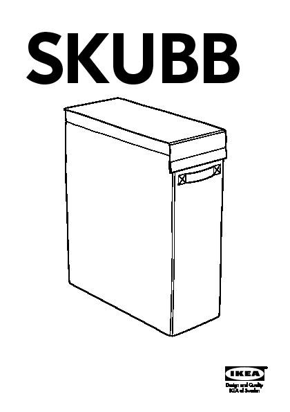 Skubb Sac à Linge Et Support Blanc Ikea Belgium Ikeapedia