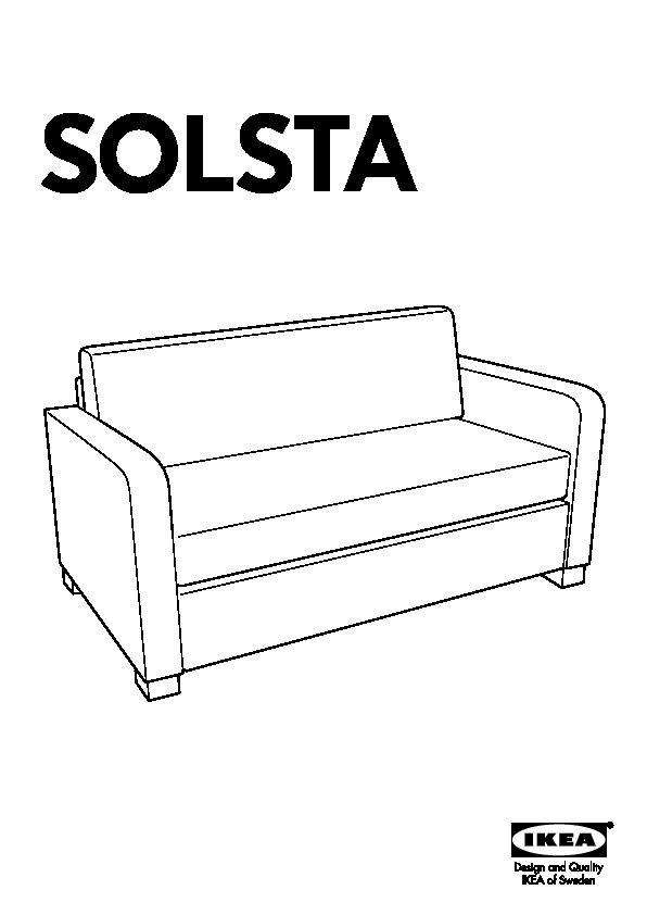 Sensational Ikea Solsta Sofa Bed Assembly Instructions Sofa Ideas Andrewgaddart Wooden Chair Designs For Living Room Andrewgaddartcom