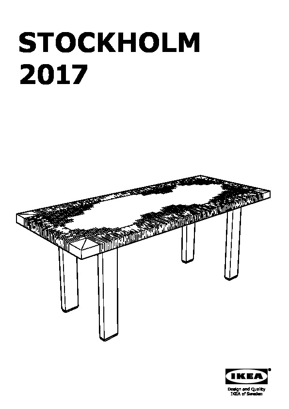 Stockholm 2017 Coffee Table Rattan Ash Ikeapedia