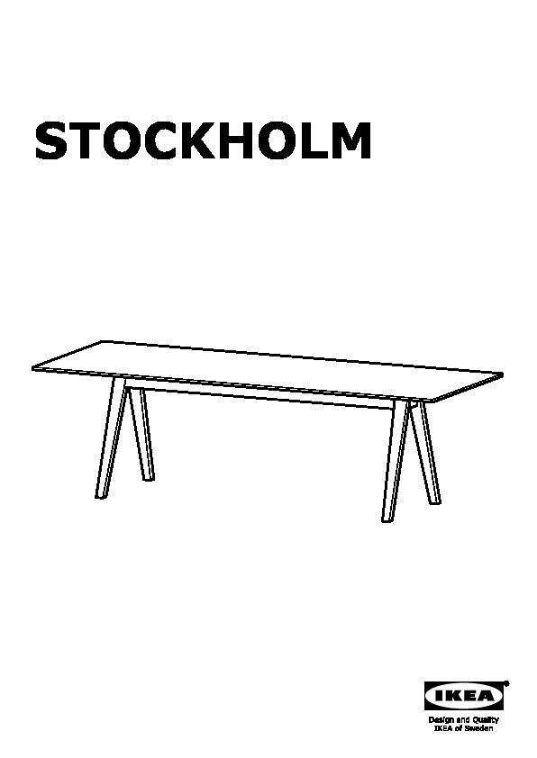 00217702 Stockholm Assembly Instruction