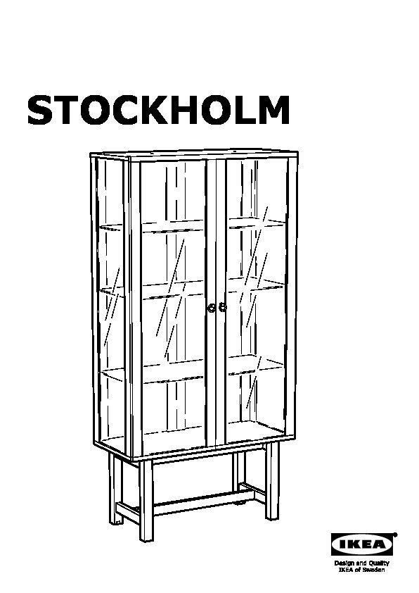 stockholm vitrine jaune ikea france ikeapedia. Black Bedroom Furniture Sets. Home Design Ideas
