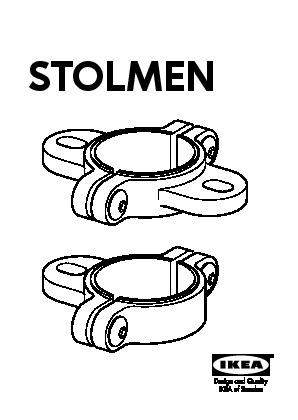 Stolmen 4 sezioni bianco ikea italy ikeapedia for Stolmen cassettiera