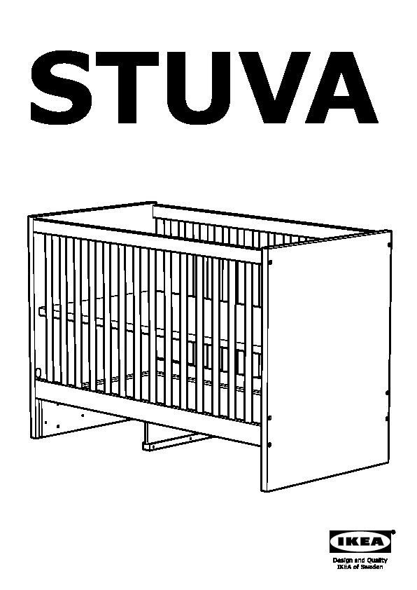 stuva lit enfant tiroirs noir ikea france ikeapedia. Black Bedroom Furniture Sets. Home Design Ideas