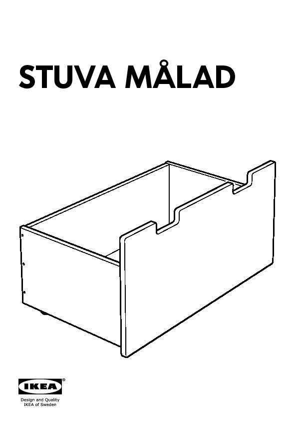 stuva m lad box black ikea united states ikeapedia. Black Bedroom Furniture Sets. Home Design Ideas