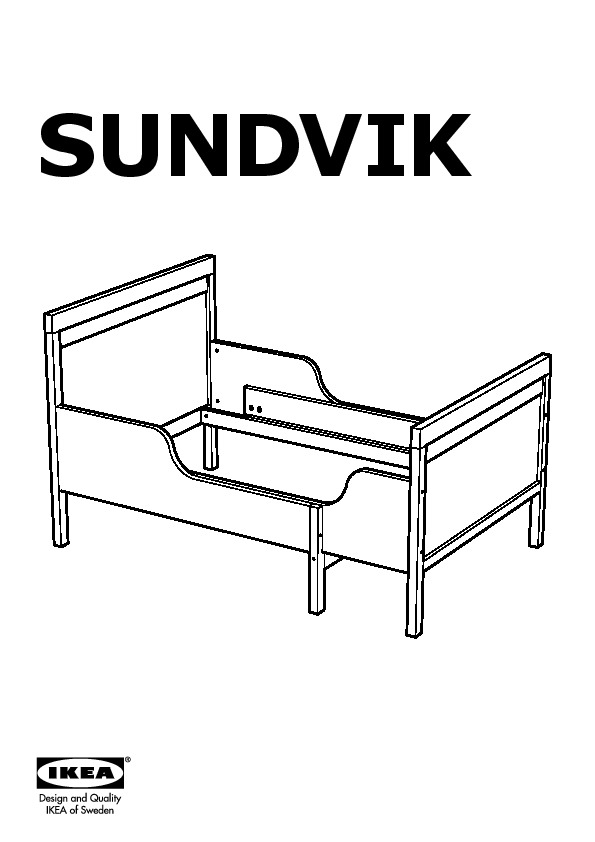 sundvik struct lit ext av sommier lattes ikea france ikeapedia. Black Bedroom Furniture Sets. Home Design Ideas