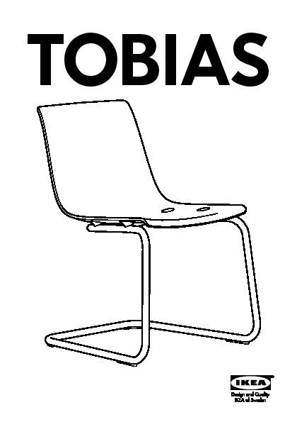 Glivarp tobias tavolo e 2 sedie trasparente cromato - Sedia tobias ikea ...