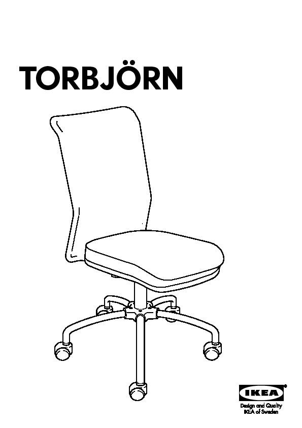 Astonishing Torbjorn Swivel Chair Black Ikea United States Ikeapedia Andrewgaddart Wooden Chair Designs For Living Room Andrewgaddartcom