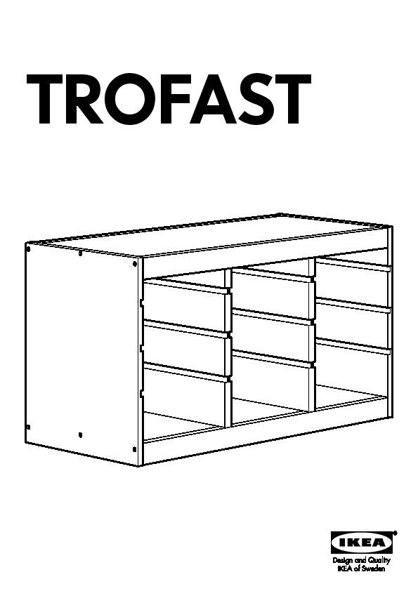 TROFAST struttura