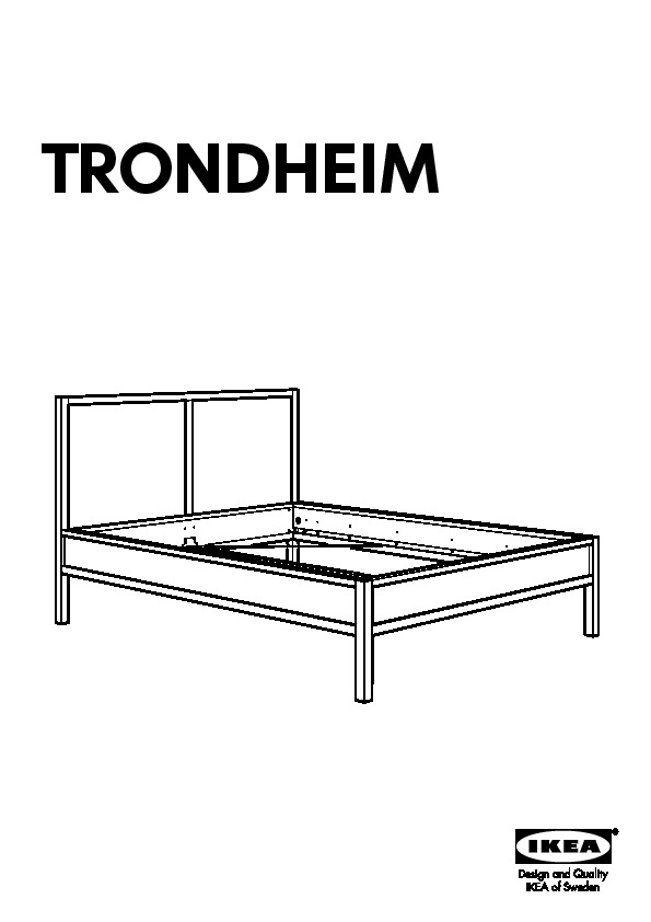 ikea sultan lade bed assembly instructions