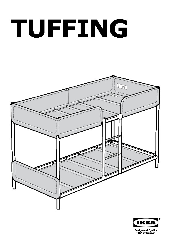 Tuffing structure lits superpos s ikea france ikeapedia - Lit double superpose ikea ...