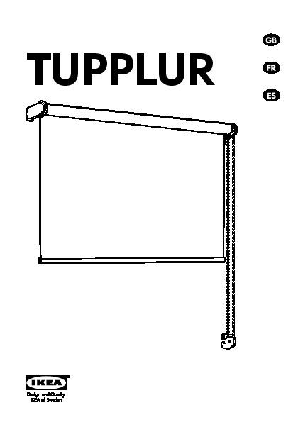 Tupplur roller blind white ikea united states ikeapedia for Tupplur rollo