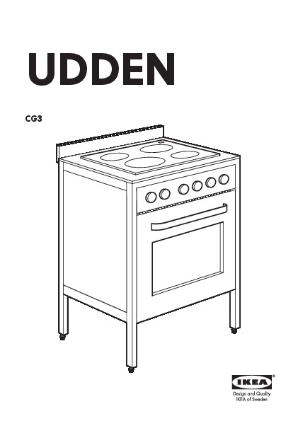 Ikea udden cuisine ind pendants table de lit for Elements cuisine independants