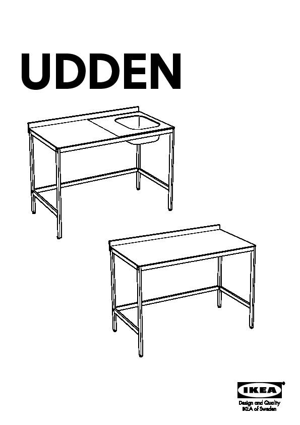 D co meuble cuisine ikea udden 31 meuble for Meuble udden ikea