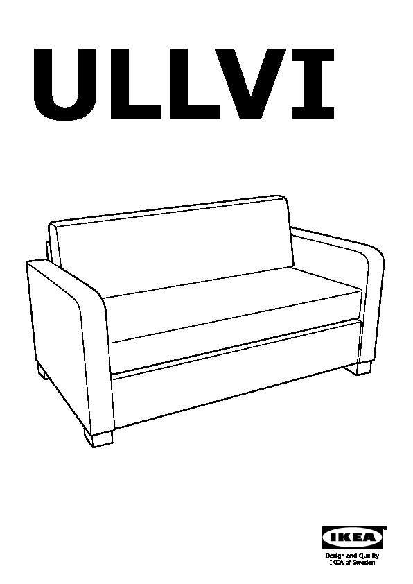 Swell Ikea Ullvi Sofa Bed Review Gmtry Best Dining Table And Chair Ideas Images Gmtryco