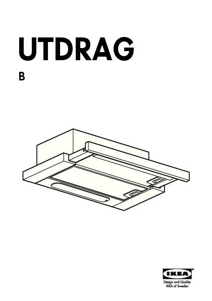 utdrag hotte aspirante int gr e acier inoxydable ikea switzerland ikeapedia. Black Bedroom Furniture Sets. Home Design Ideas