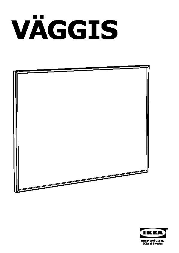 Vaggis Noticeboard White Ikeapedia