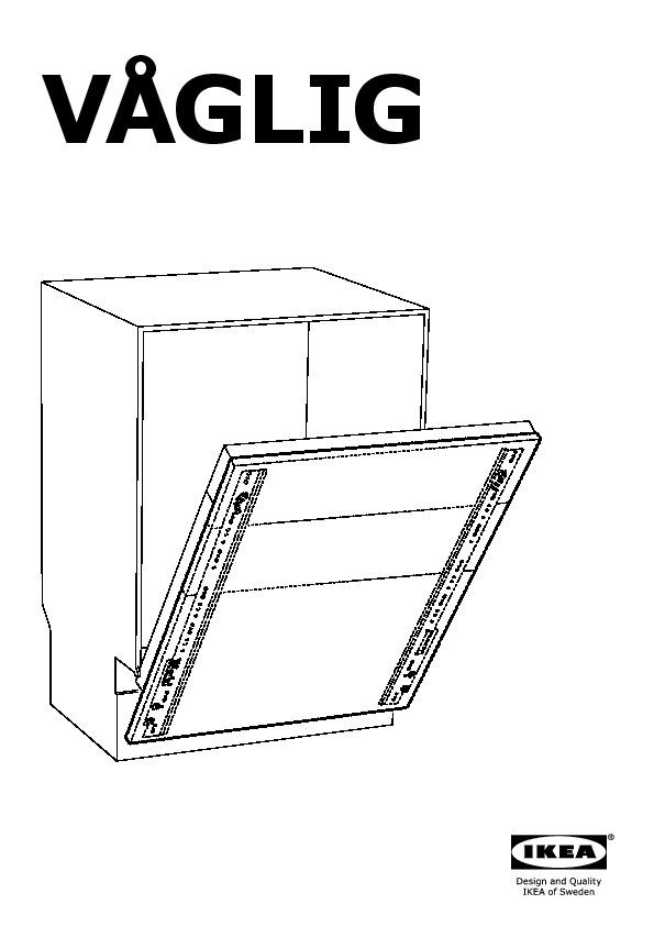 Porte Lave Vaisselle Ikea Montage