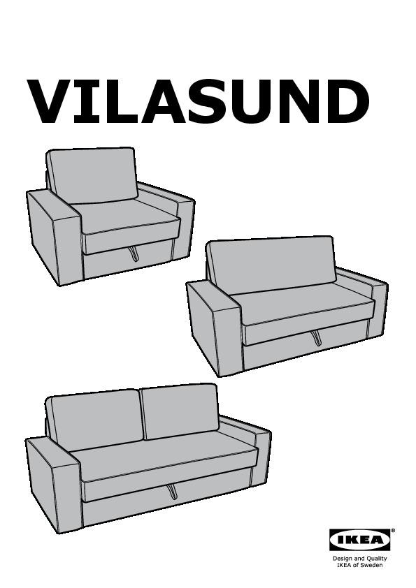 vilasund mattarp divano letto a 2 posti ikea italy ikeapedia. Black Bedroom Furniture Sets. Home Design Ideas