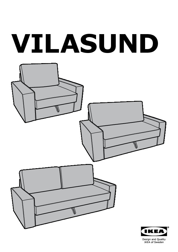 vilasund mattarp two seat sofa bed ramna beige ikea united kingdom ikeapedia. Black Bedroom Furniture Sets. Home Design Ideas