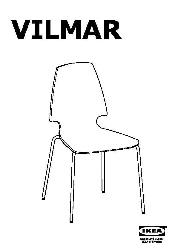 Glivarp vilmar tavolo e 4 sedie trasparente marrone nero - Sedia trasparente ikea ...